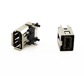 types of firewire connectors